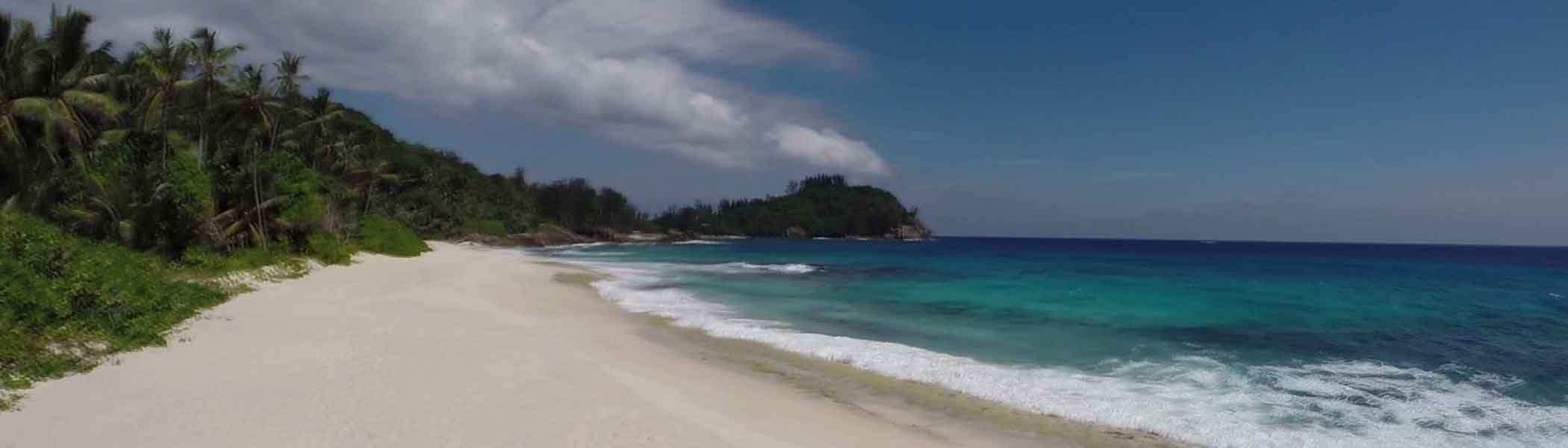 anse-bazarca, Beaches in Seychelles Islands