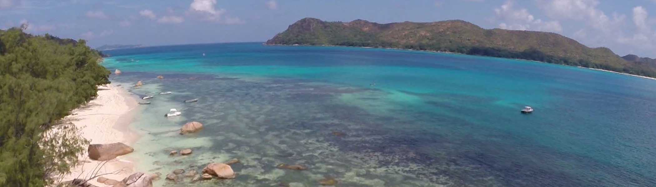 anse-boudin, Beaches in Seychelles Islands