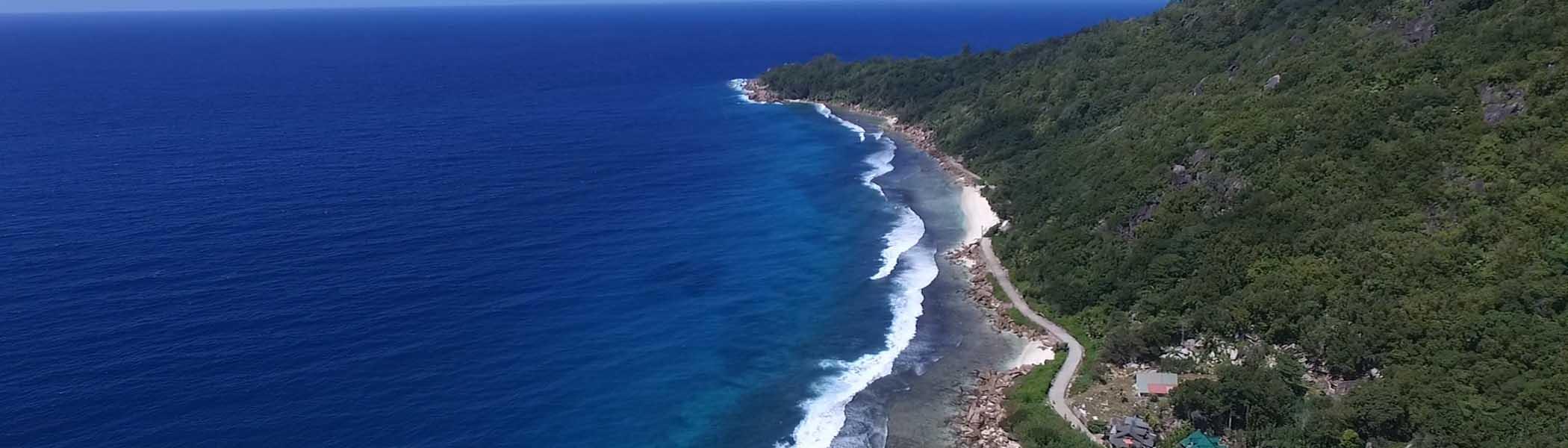 anse-fourmis, Beaches in Seychelles Islands