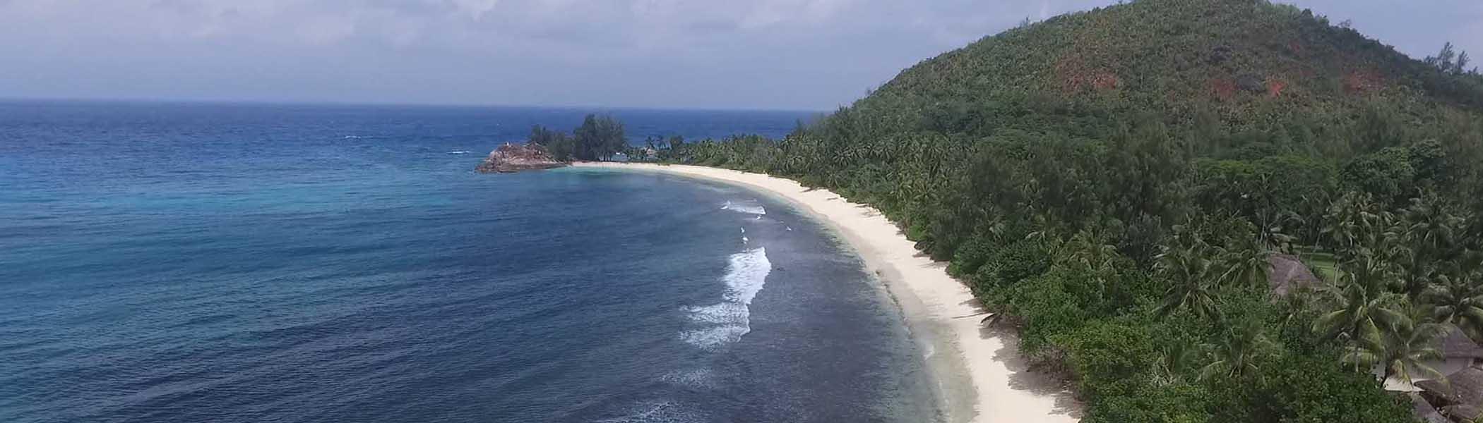 anse-kerlan, Beaches in Seychelles Islands