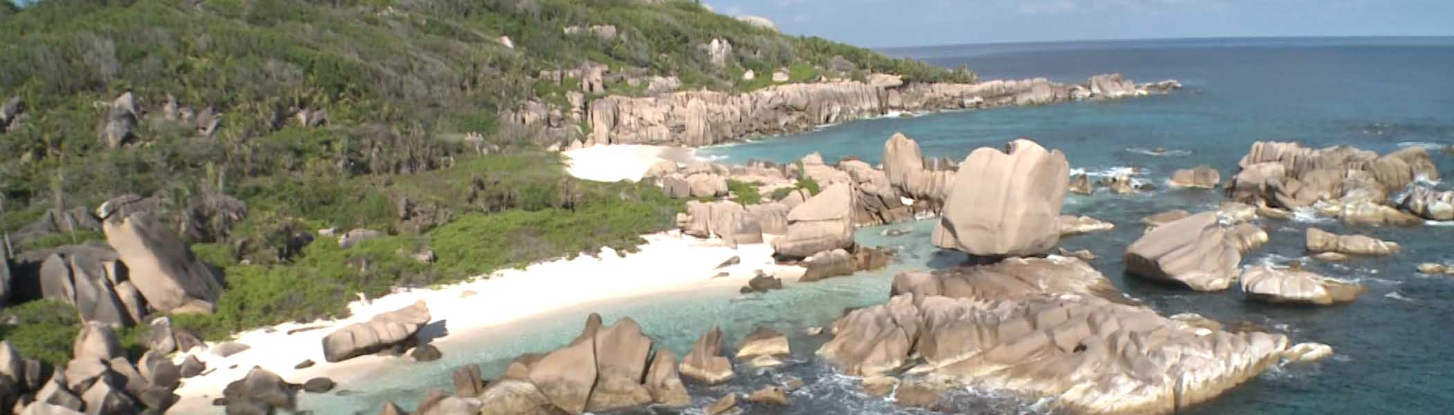 anse-marron, Beaches in Seychelles Islands