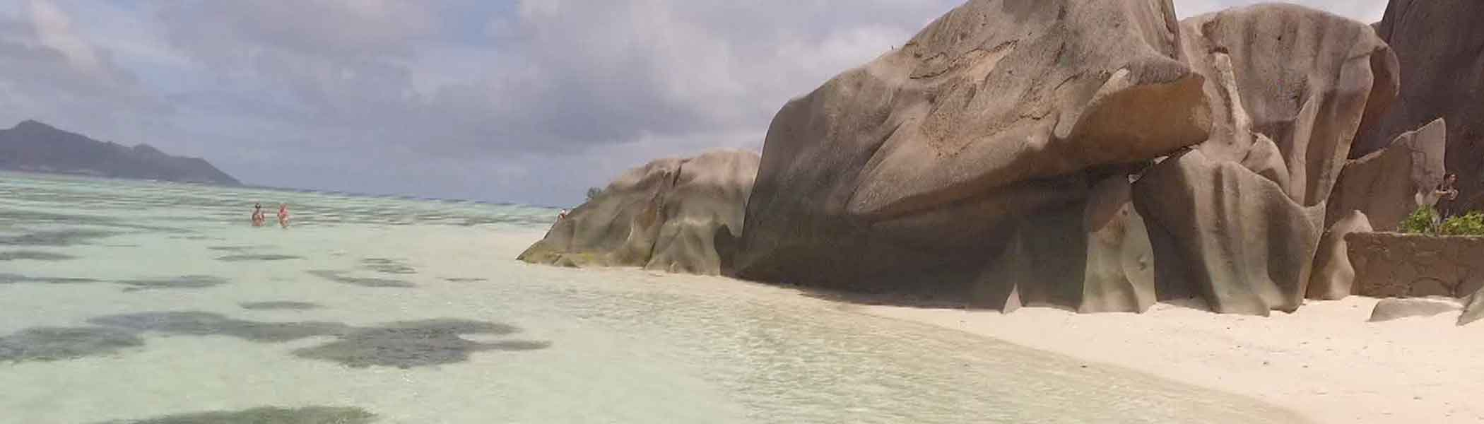 anse-source-dargent, Beaches in Seychelles Islands