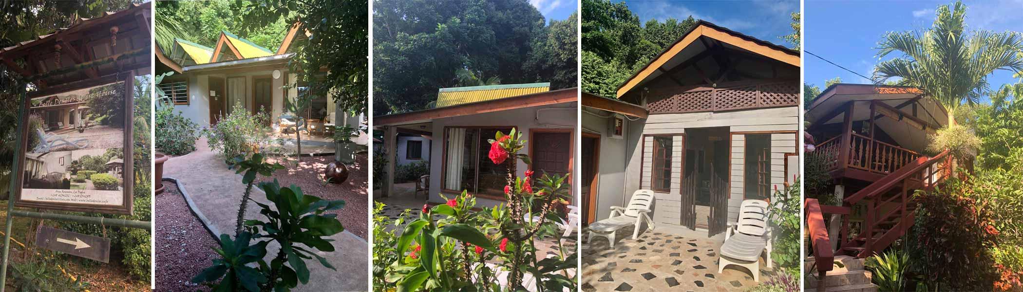 belle-des-iles, Self Caterings in Seychelles Islands