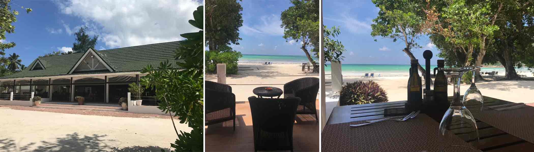 cote-dor-lodge, Bars and restaurants in Seychelles Islands