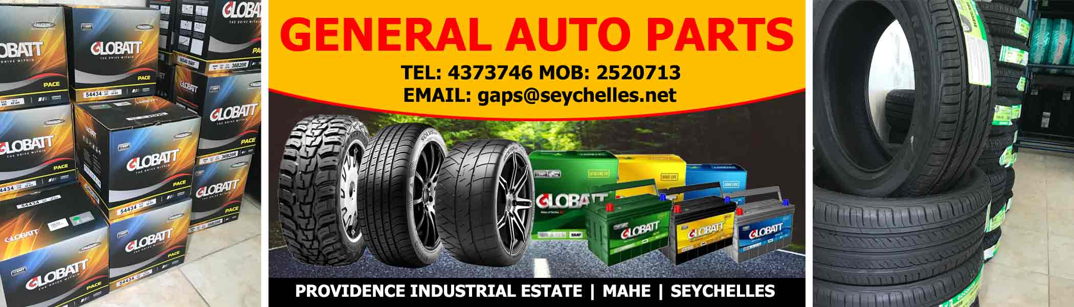general-autoparts, Automobile in Seychelles Islands