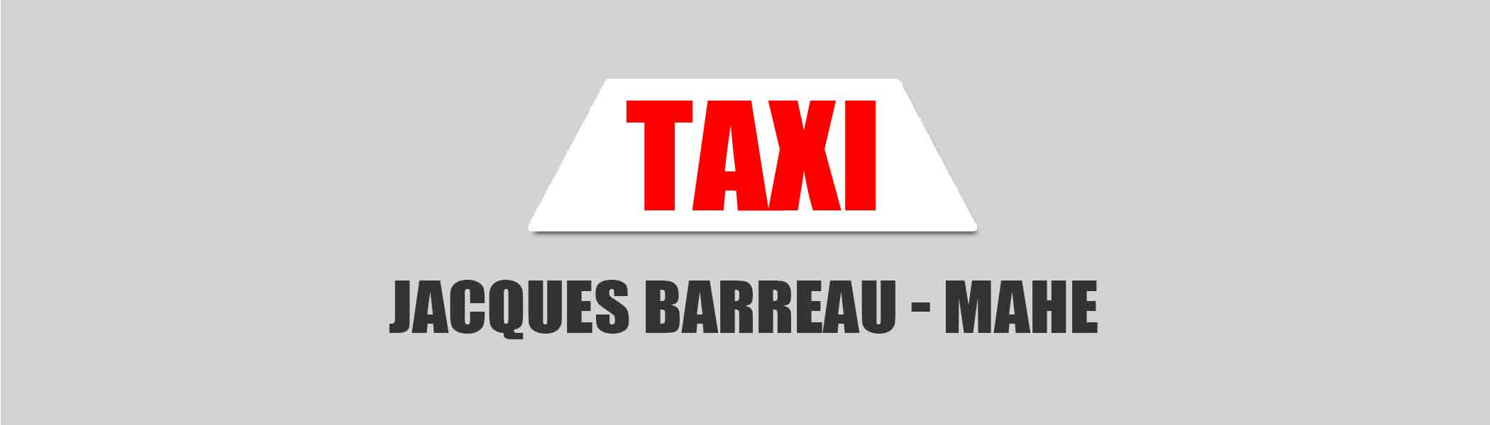 jacques-barreau, Taxis in Seychelles Islands