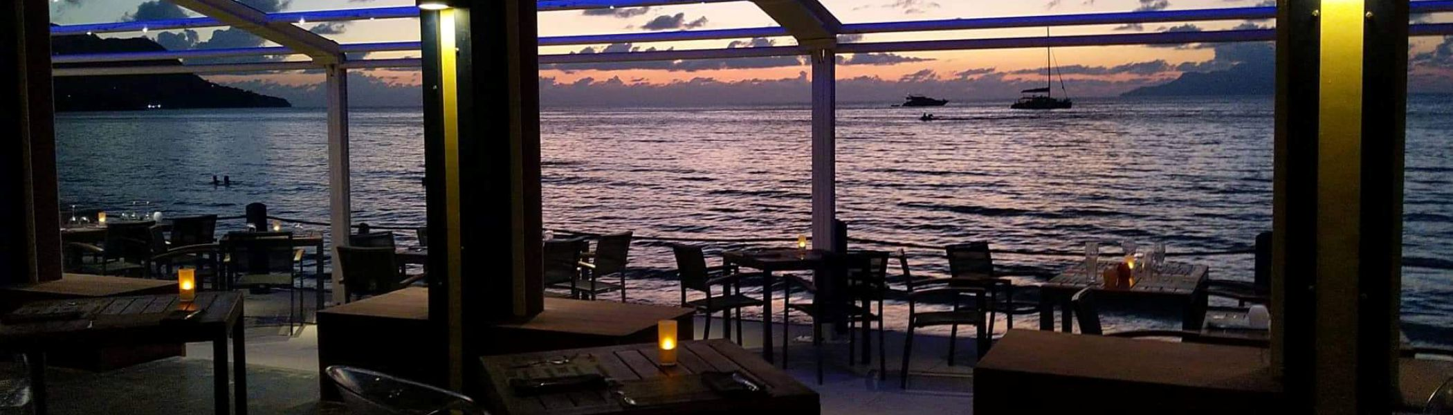 la-plage, Bars and restaurants in Seychelles Islands