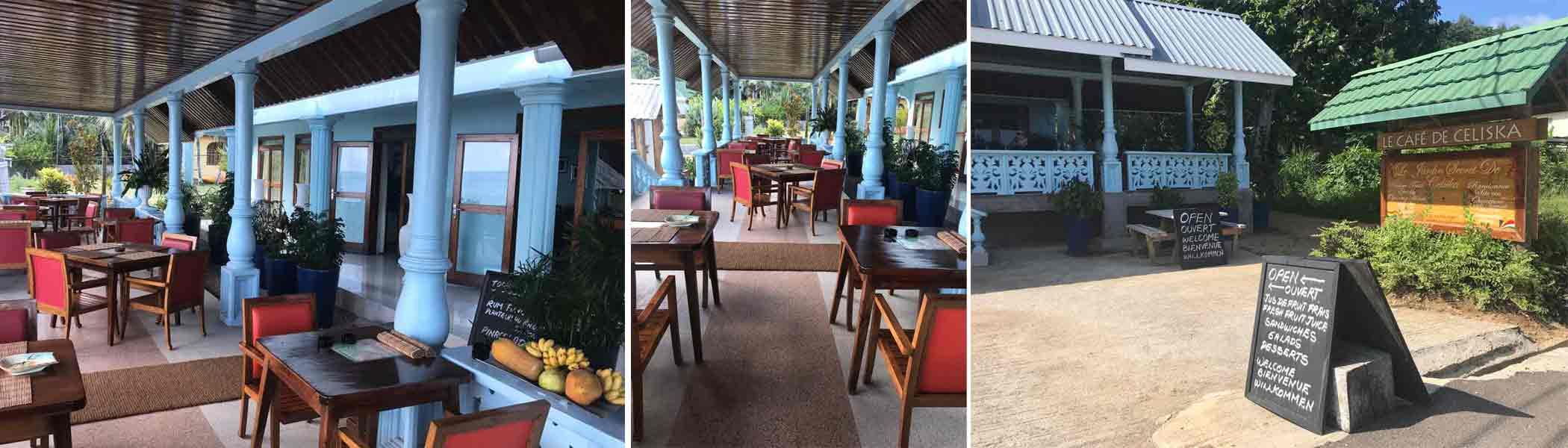 le-cafe-de-celiska, Bars and restaurants in Seychelles Islands