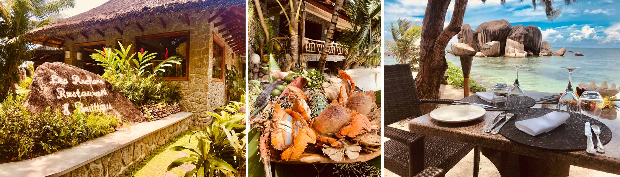 les-rochers, Bars and restaurants in Seychelles Islands
