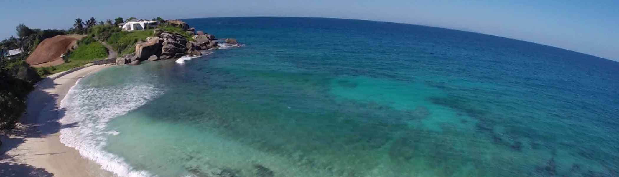 north-east-point-beach, Beaches in Seychelles Islands