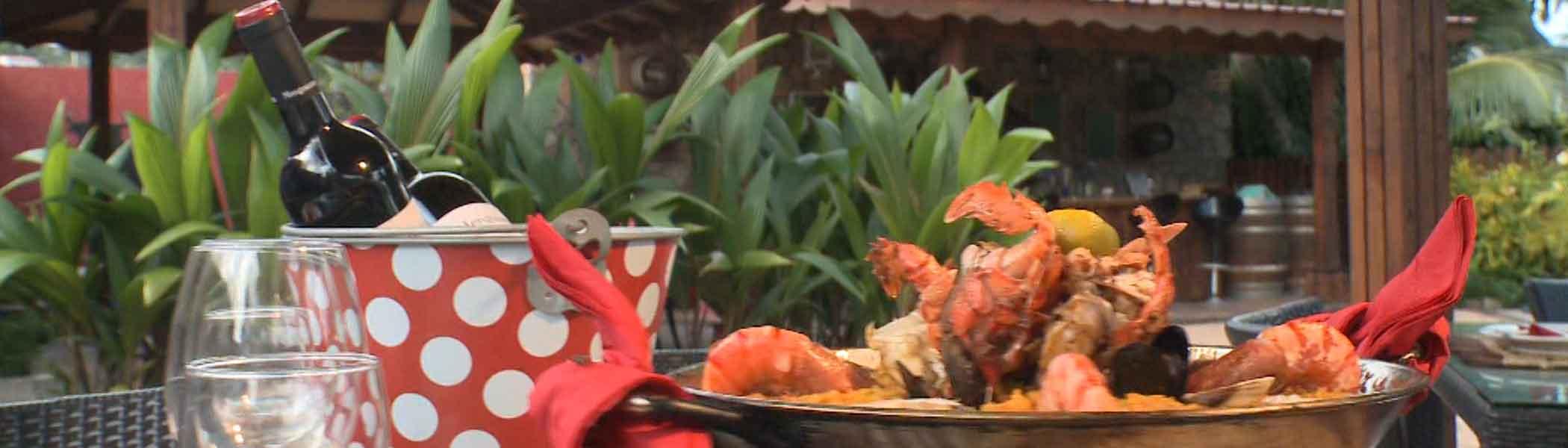 ole-restaurant, Bars and restaurants in Seychelles Islands