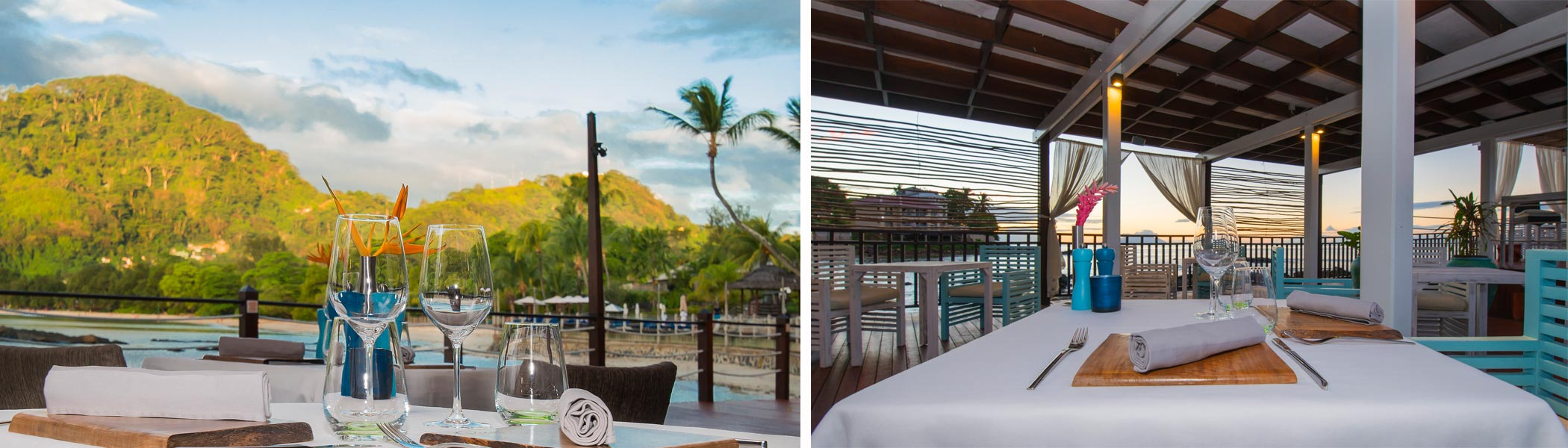 paris-seychelles-restaurant-le-meridien-fishermans-cove, Bars and restaurants in Seychelles Islands