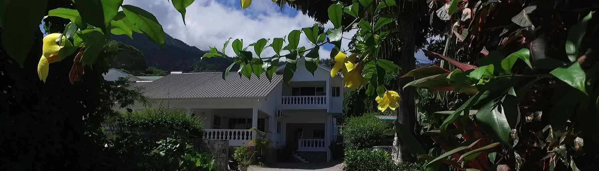 rows-villa, Self Caterings in Seychelles Islands
