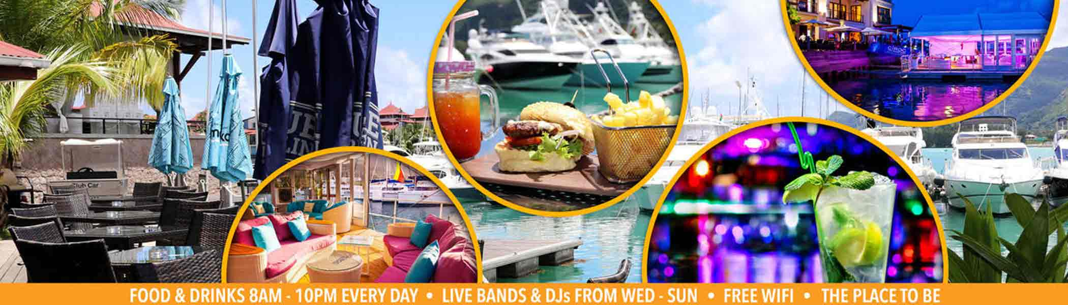 the-boardwalk-bar-and-grill, Bars and restaurants in Seychelles Islands