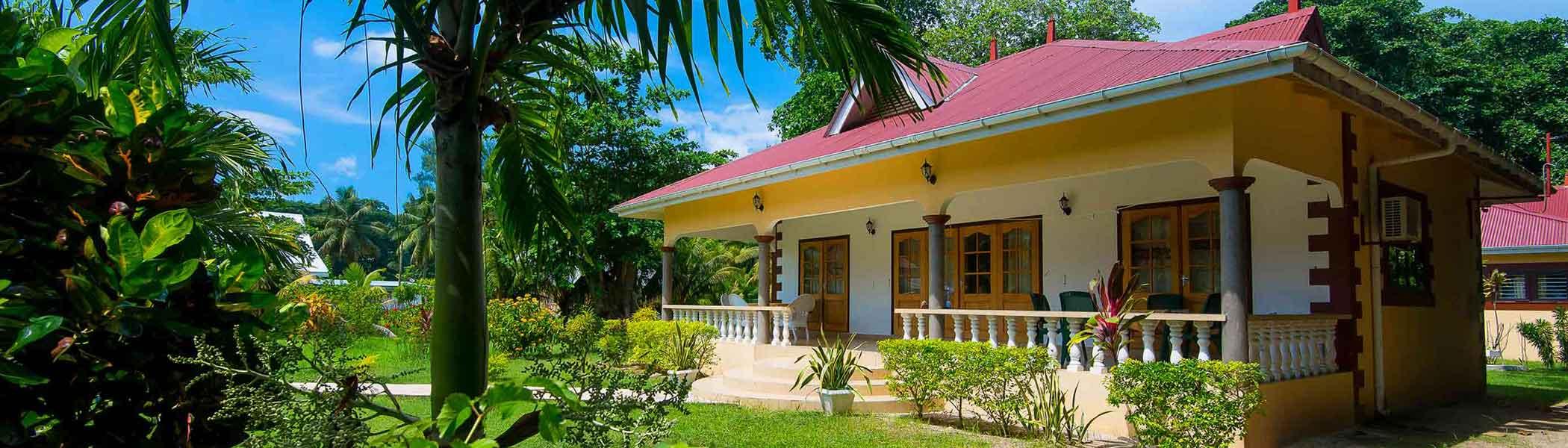 zerof-apartments, Self Caterings in Seychelles Islands