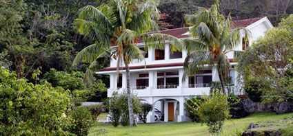 Beau Vallon Villa