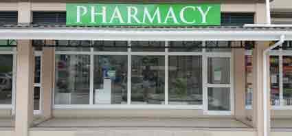 Behram's Plaisance Pharmacy