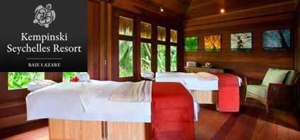 Kempinski Seychelles The Spa