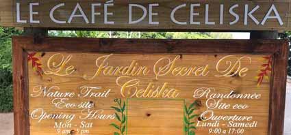 Le Cafe de Celiska
