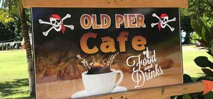 Old Pier Cafe