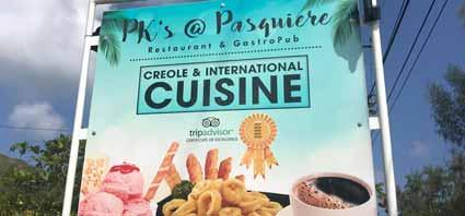 PKS @ Pasquiere Restaurant