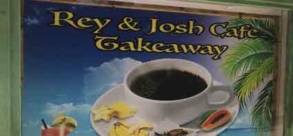 Rey & Josh Cafe Takeaway