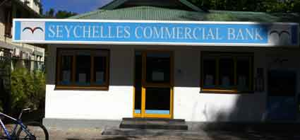 Seychelles Commercial Bank  /  La Digue