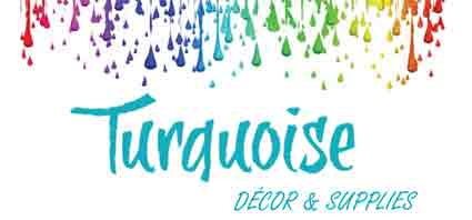Turquoise Decor and Supplies